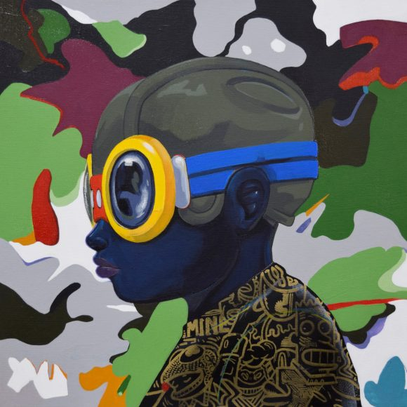 Hebru Brantley in FAD Magazine