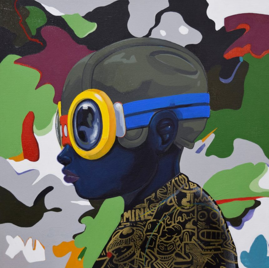 Hebru Brantley in COTE