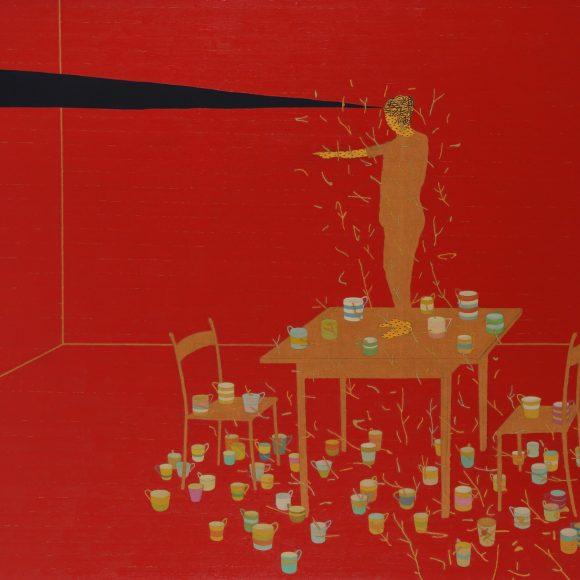 Stephen Chambers @ Venice Biennale 2017