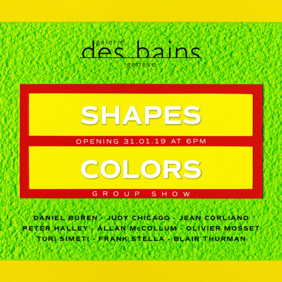 Shapes/Colors