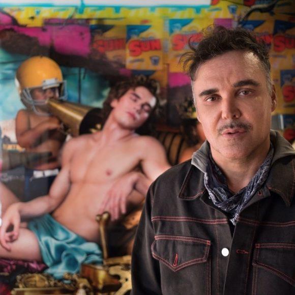 David LaChapelle in Tribune des Arts
